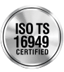 ISO TS 16949 Certified